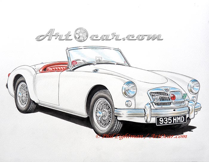 06b47ee7a Classic Motor Art Gallery